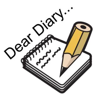 DearDiary - Free Online Diary Logo
